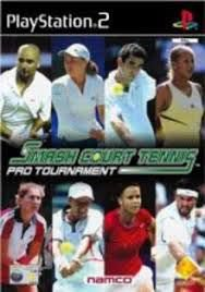 Jogo Smash Court Tennis Pro Tournament - PS2 - Seminovo