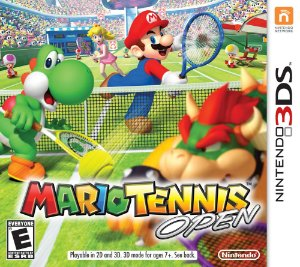 Jogo Mario Tennis Open - Nintendo 3DS - Seminovo