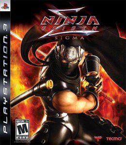 Jogo Ninja Gaiden Sigma - PS3 - Seminovo