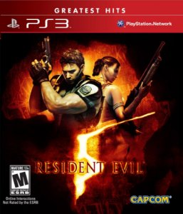 Jogo Resident Evil 5 - PS3 - Seminovo