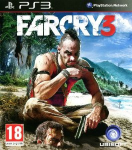 Jogo Far Cry 3 - PS3 - Seminovo