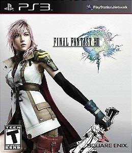 Jogo Final Fantasy XIII - PS3 - Seminovo