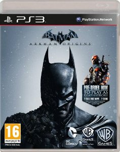 Jogo Batman Arkham Origins - PS3 - Seminovo