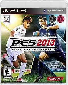 Jogo PES 2013 - PS3 - Seminovo