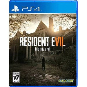 Jogo Resident Evil 7 PS4 - Seminovo