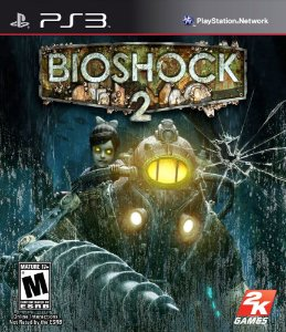 Jogo Bioshock 2 - PS3 - Seminovo