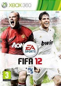 Jogo Fifa Soccer 12 - Xbox 360 - Seminovo