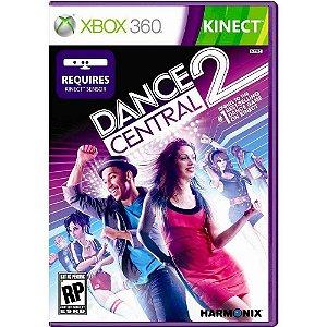 Jogo Dance Central 2 - Xbox 360 - Seminovo