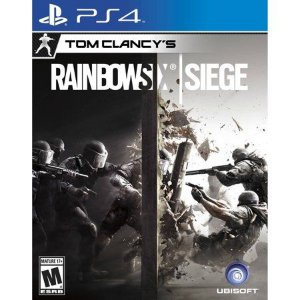 Jogo Tom Clancy's Rainbow Six Siege PS4 - Seminovo