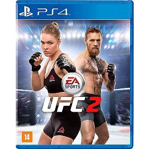 Jogo UFC 2 - PS4 - Seminovo