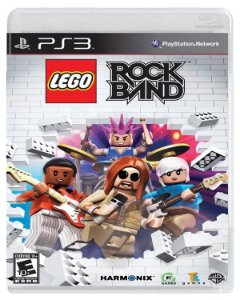 Jogo Lego Rock Band - PS3 - Seminovo