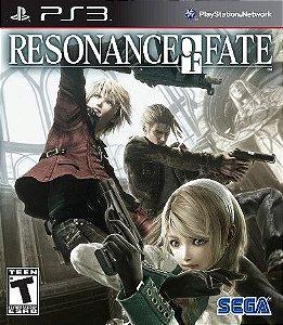 Jogo Resonance of Fate - PS3 - Seminovo