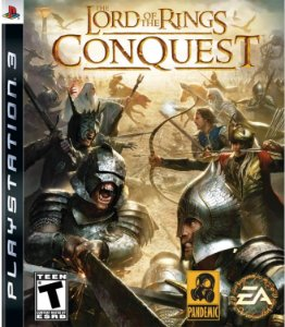 Jogo The Lord of The Rings Conquest - PS3 - Seminovo