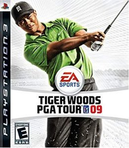Jogo Tiger Woods PGA Tour 09 - PS3 - Seminovo