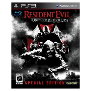 Jogo Resident Evil Operation Racoon City - PS3 - Seminovo