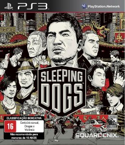 Jogo Sleeping Dogs - PS3 - Seminovo