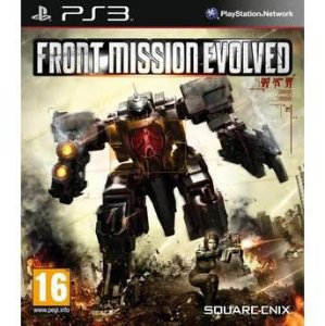 Jogo Front Mission Evolved - PS3 - Seminovo