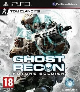 Jogo Tom Clancy's Ghost Recon Future Soldier - PS3 - Seminovo