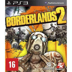 Jogo Borderlands 2 - PS3 - Seminovo