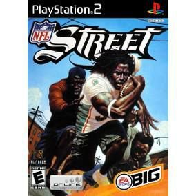 Jogo NFL Street - PS2 - Seminovo