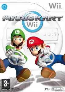 Jogo Mario Kart Wii - Nintendo - Seminovo