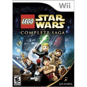 Jogo Lego Star Wars: The Complete Saga - Wii - Seminovo