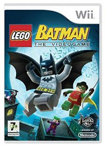 Jogo Lego Batman:  The Videogame - Wii - Seminovo