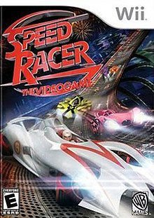 Jogo Speed Racer The Videogame - Wii - Seminovo