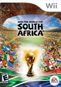 Jogo 2010 Fifa World Cup South Africa - Wii - Seminovo