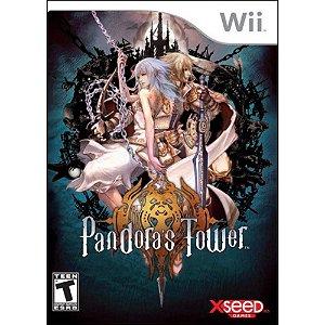 Jogo Pandoras Tower - Wii - Seminovo