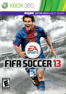 Jogo Fifa Soccer 13 - Xbox 360 - Seminovo