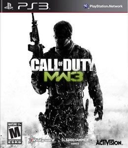 Jogo Call of Duty Modern Warfare 3 - PS3 - Seminovo
