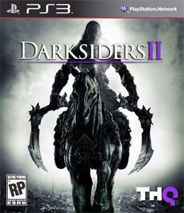Jogo Darksiders 2 - PS3 - Seminovo