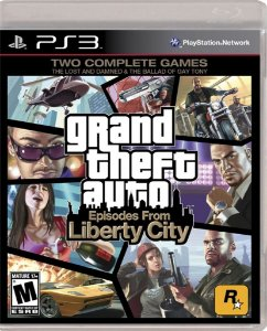 Jogo GTA 4 & Episodes From Liberty City - PS3 - Seminovo