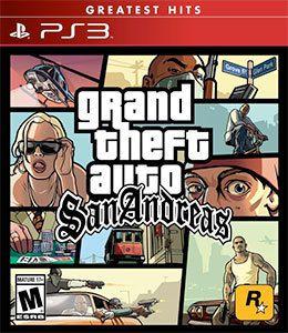 Jogo GTA San Andreas - PS3 - Seminovo