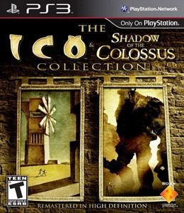 Jogo Ico And Shadow Of The Colossus Collection - PS3 - Seminovo