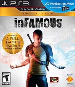 Jogo Infamous Collection - PS3 - Seminovo