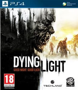 Jogo Dying Light - Ps4 - Seminovo