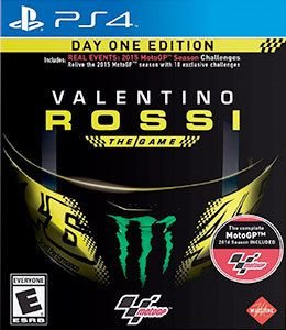 Jogo Valentino Rossi: The Game - Ps4 - Seminovo