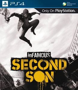 Jogo Infamous Second Son - PS4 - Seminovo