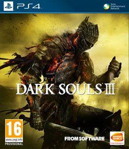 Jogo Dark Souls lll - PS4 - Seminovo