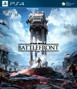 Jogo Star Wars: Battlefront - PS4 - Seminovo