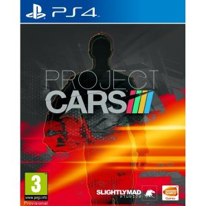 Jogo Project Cars - PS4 - Seminovo