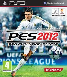 Jogo Pro Evolution Soccer 2012 - PS3 - Seminovo