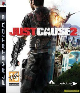 Jogo Just Cause 2  - PS3 - Seminovo