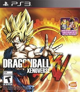 Jogo Dragon Ball Xenoverse - PS3 - Seminovo