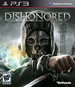 Jogo Dishonored - Ps3 - Seminovo