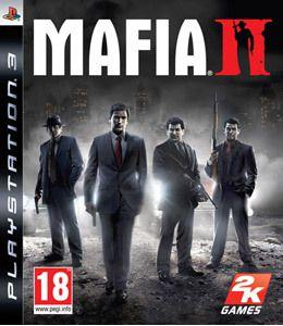 Jogo Mafia II (Sem Capa) - PS3 - Seminovo
