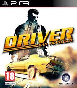 Jogo Driver San Francisco - PS3 - Seminovo