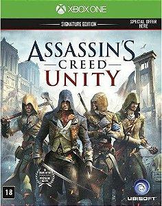 Usado: Jogo Assassin's Creed Unity - Signature Edition - Xbox One